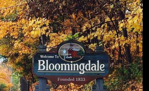 Fall Colors Bdale Sign