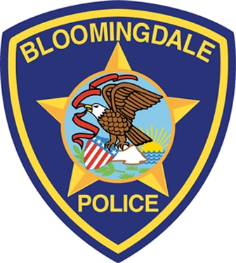 Bloomingdale Police Badge